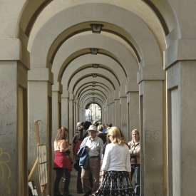 Florentine Walkway