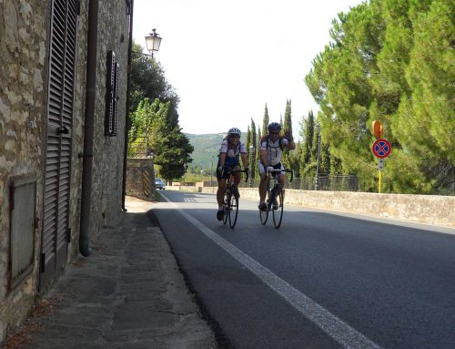 Cycling in Europe offers great roads, logistical challenges