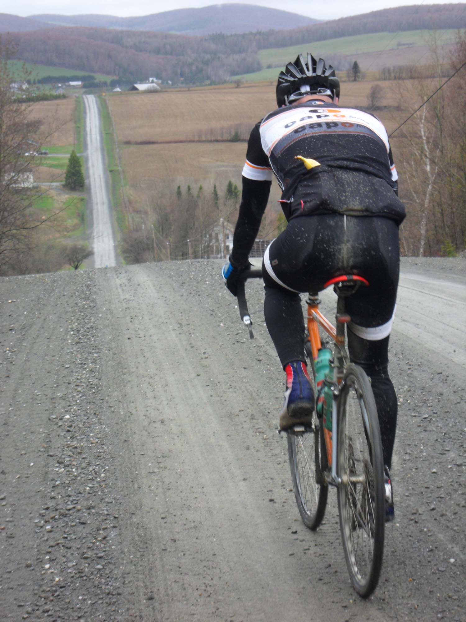 "Why we ride ""Road Bikes"" on Gravel – Fresh Trails Adventures"