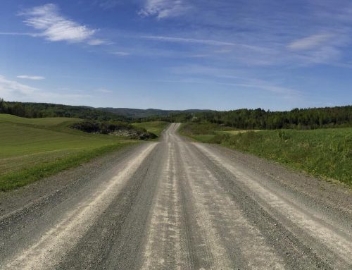 The Open Road to Self Discovery…  by Valerie Cormier